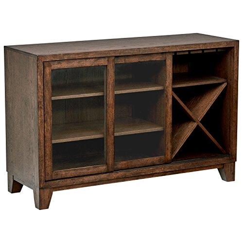 "Amazon Brand – Stone & Beam Dunbar Modern Wood Buffet, 55""W, Oak"