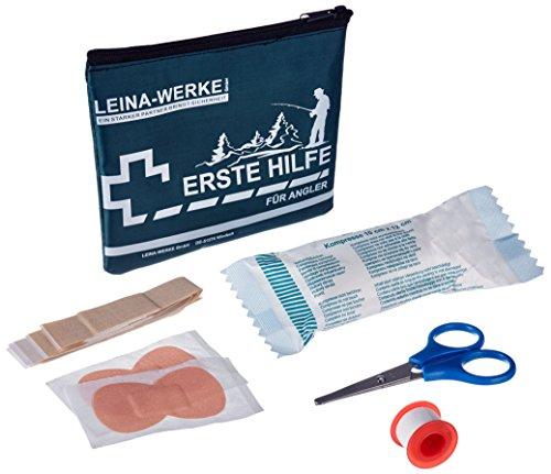 LEINAWERKE 51002 Erste Hilfe-Set für Angler, weiß-grün, 1 Stk.