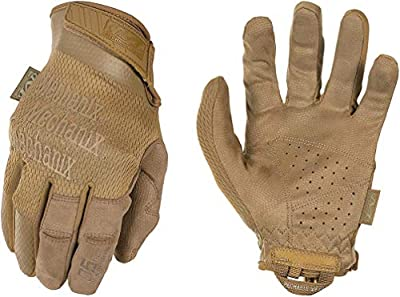Mechanix Specialty 0.5 mm Coyote Gloves, 2X-Large