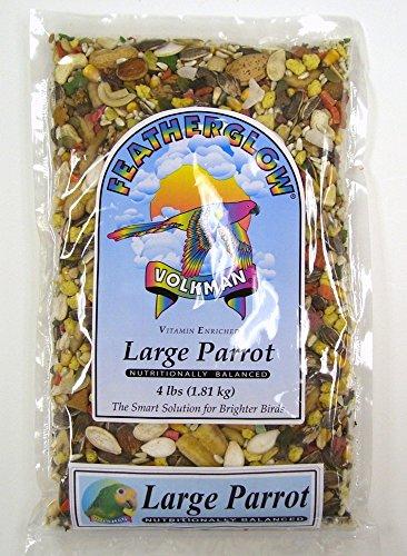Volkman Seed Featherglow Large Parrot 4lb
