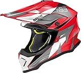 Nolan Casco N53 Portarland Corsa Red XXXL