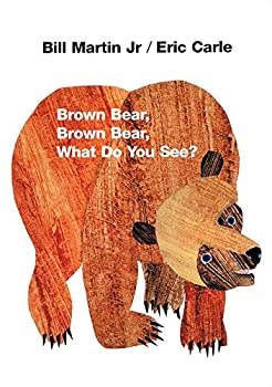Paperback Brown Bear, Brown Bear, What Do You See? Book