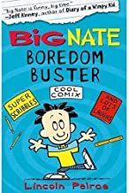 Big Nate Boredom Buster by Lincoln Peirce - Paperback