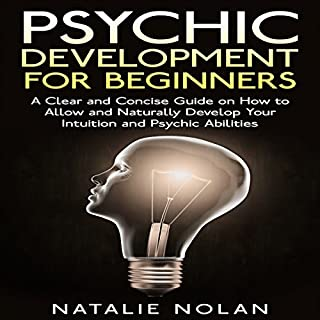 Psychic Development for Beginners cover art