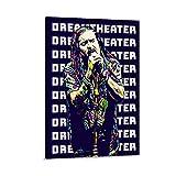 GSSL Celebrity Pop Art Dream Theater Poster, dekoratives