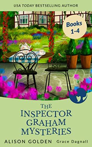 The Inspector Graham Mysteries: Books 1-4 (The Inspector David Graham Series Boxset)