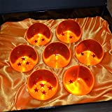 New Dragon Ball Set 7pc Star Ball 45MM for Dragonball Z Anime Cosplay with Gift Box
