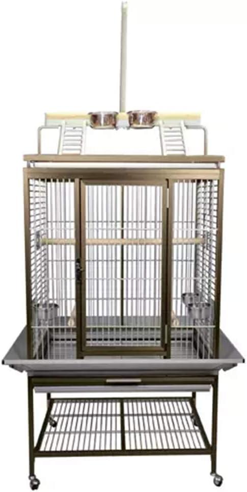 Kings Genuine Cages Playpen Top Aluminum 2522 CAGE Parrot Popular popular ACP
