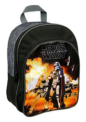 Undercover Star Wars Episode 7 SWHZ7601 Sac à dos avec poche avant 30 x 23 x 9 cm
