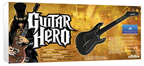 Playstation 2 - Guitar Hero 3 Gitarre-Wireless