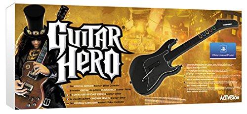 Playstation 2 - Guitar Hero 3 Gitarre-Wireless