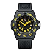 Luminox new NavySEAL carbon compound 3500 series Watch with carbon compound Case Black|Yellow...