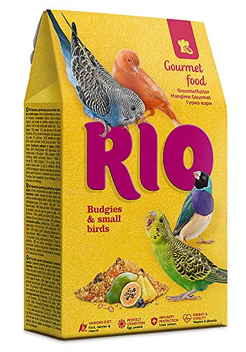 Rio Gourmet food for budgies and other small birds, 250 g