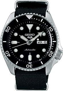 SEIKO Automatische Uhr SRPD55K3, schwarz, Sport (B07WDJWPNV)   Amazon price tracker / tracking, Amazon price history charts, Amazon price watches, Amazon price drop alerts