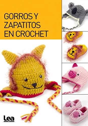 Gorros y zapatitos en crochet (Manos maravillosas)