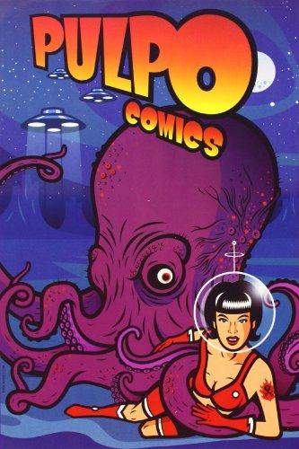 Pulpo comics/ Octopus Comics