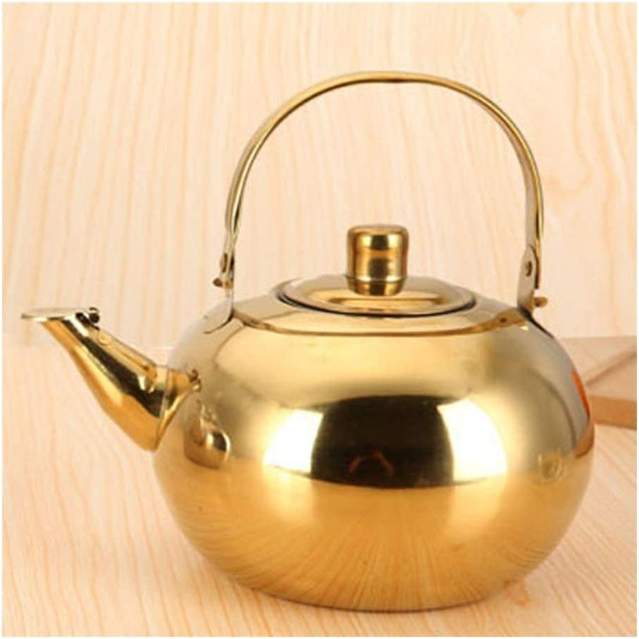 LIU Whistling Kettles Stainless Bargain All items in the store sale Steel Hot Tea Kettle Milk