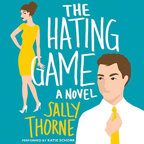 The Hating Game cover art