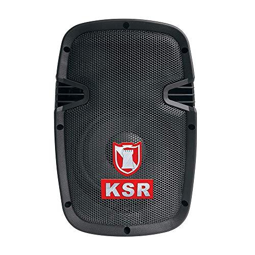 Kaiser Kit de Bafle Profesional Recargable con Stand de 8″. 3,200W PMPO