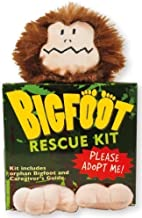 Bigfoot Rescue Kit (Plush Toy and Book) by By Footloose-Lautrec and Toedelaire (Aug 1 2012)