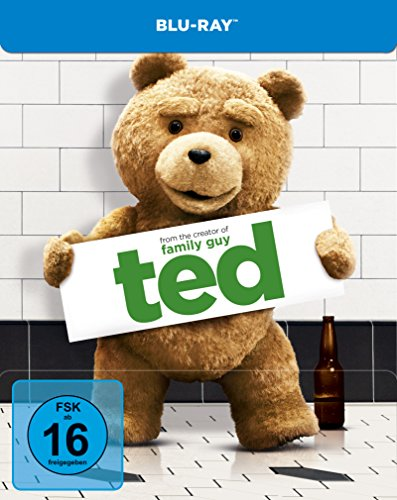 Ted - Steelbook [Blu-ray]