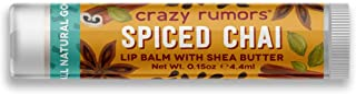 Crazy Rumors Natuurlijke Lip Balm Spiced Chai, 4.4 Ml