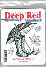 Best red rubber galoshes Reviews