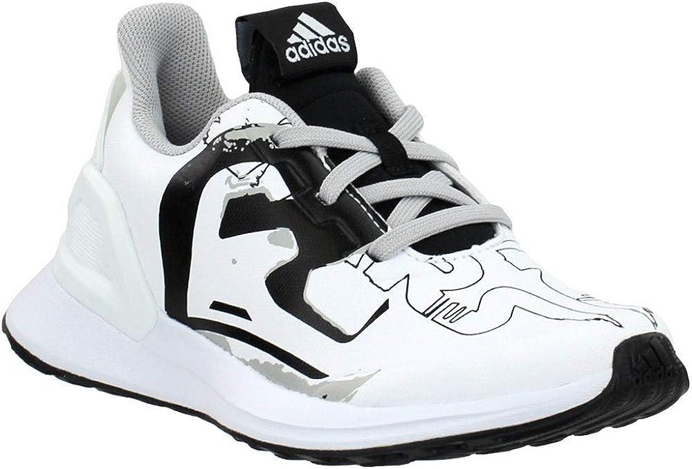 adidas boys Rapidarun X Star Wars Running Shoes (Little Kid-big Kid)