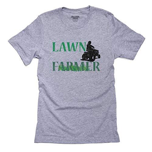 Gazonboer - Urban Manly Grappig grasmaaier boer mannen T-Shirt