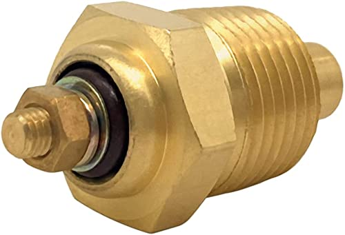 """2021 Outboard 1/2"""" outlet online sale NPT Water Temperature Sensor high quality Replaces Mercruiser 97258A1 Sierra 18-5898 outlet sale"""