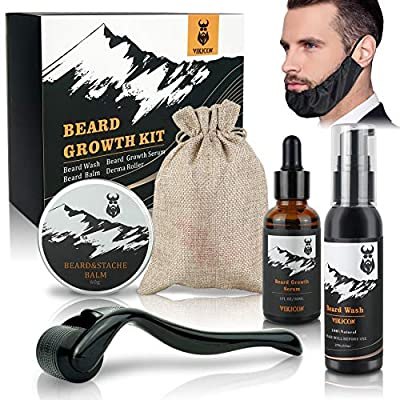 Beard Growth Kit Bartwachstums