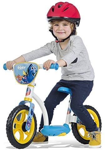 Smoby - 770114 - Porteur Enfant - Dory Draisienne avec Béquille - Siège Réglable