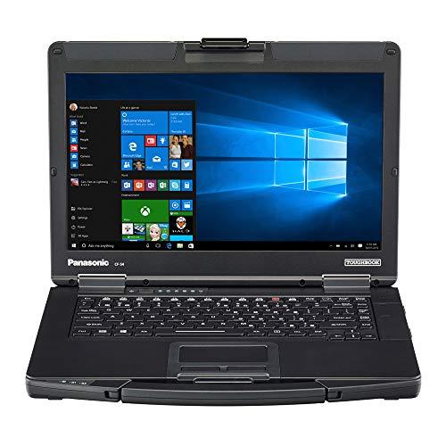 Panasonic Toughbook CF-54 - MK1, Core i5-5300U - 2.3GHz, 8GB, 2000GB SSD, 14 Inch HD Display, WiFi, Bluetooth, HDMI, USB 3.0, Win 10 Pro 64 Bit & Original DE Keyboard