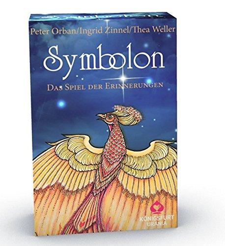 Symbolon. 78 farbige Karten: Mit Anleitungsheft, illustr., 112 S (Größe: Standard)