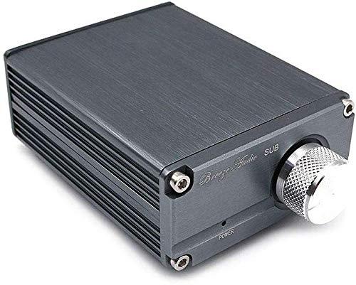DollaTek 100W Subwoofer Mini Amplificador de Potencia TPA3116D2 Audio HiFi Amp - Gris