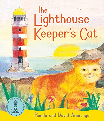 The Lighthouse Keeper: The Lighthouse Keeper's Cat (English Edition)