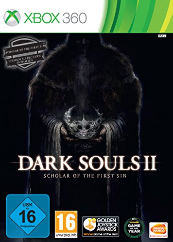 Dark Souls II: Scholar of the First Sin - [Xbox 360]