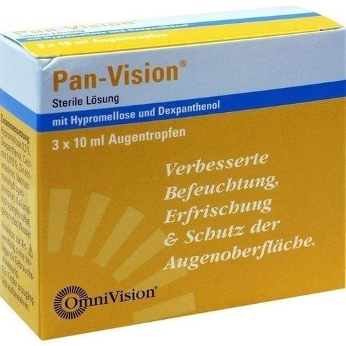 Pan-Vision, 3x10 ml Lösung