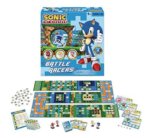 Sonic the Hedgehog Battle Racers Boardgame