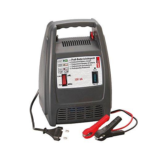 Unitec 77943 Batterieladegerät, 6 A, elektronisch