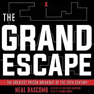 The Grand Escape audiobook cover art