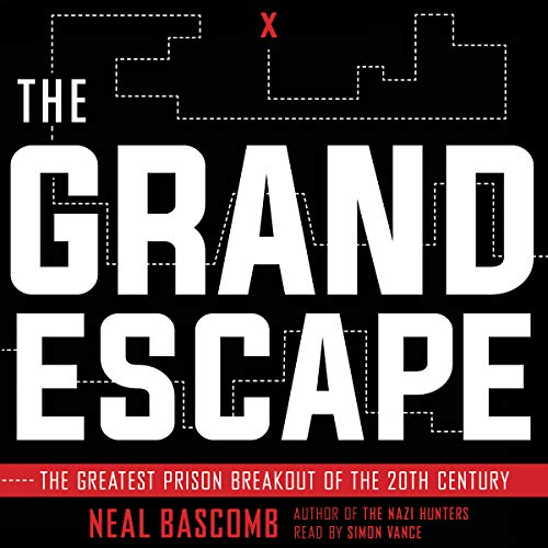 The Grand Escape audiobook cover art