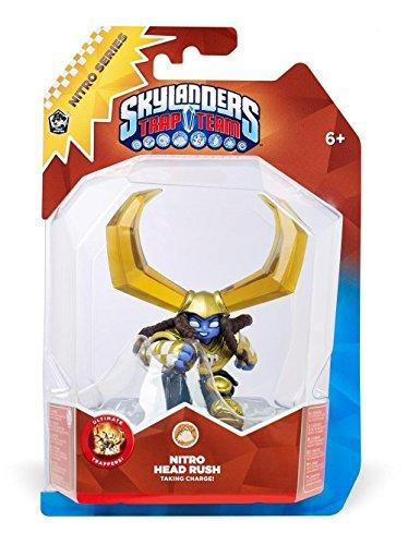 Activision Skylanders TRAP TEAM TRAP Masters Nitro HEAD RUSH Hybrid Toy Console compatible Compatible Multi Plateformes
