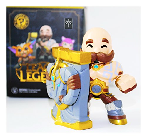 League of Legends Funko Mystery Minis Unisex Funko Mystery Minis Standard