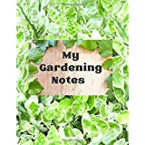 My Gardening Notes Pothos Epipremnum Aureum: Cute Epipremnum Aureum Pothos Notebook For Journaling and Sketching Garden Data, Gardening notes-Green White Variegated Leaves - Tropical Plant Gifts for Green Plants Lovers (Diary, Notepad, Notebook)