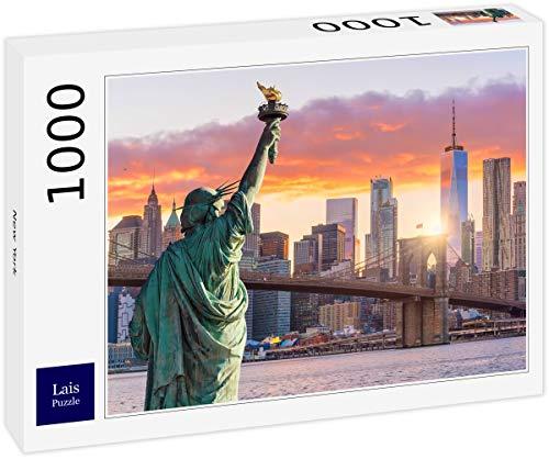 Lais Puzzle New York 1000 Pezzi