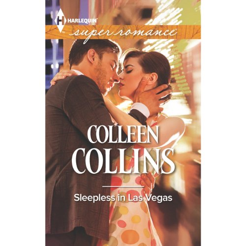 Sleepless in Las Vegas audiobook cover art