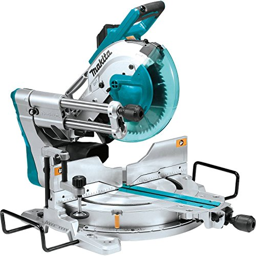 Makita LS1019L Dual-Bevel Sliding Compound Miter Saw