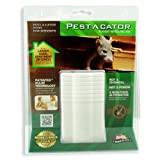 Global Instruments Electromagnetic/Ultrasonic Rodent Repeller for Larger Areas Pest A Cator Plus 2000 Electro, White