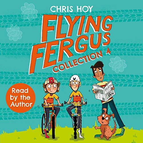 Flying Fergus Collection 4 Titelbild